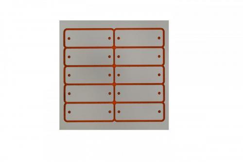 D833-355 Acryl DIN A4
