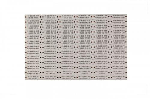 D833-67 2 gravierte Platten A4